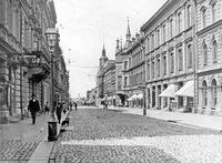 Stadsvy